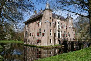 Huis te Linschoten: een bijzondere fotolocatie voor uw bruiloft